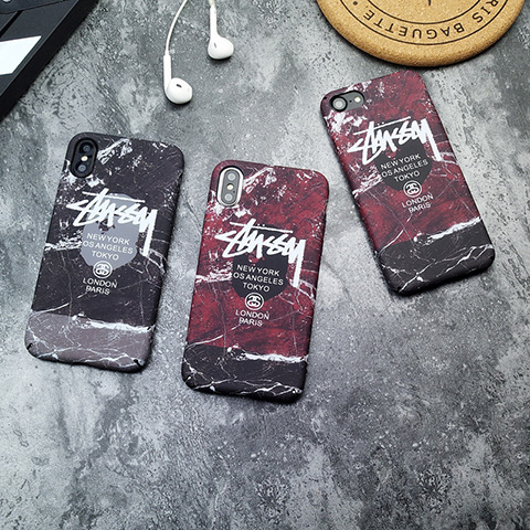 ステューシー ベイプ コラボ iPhoneXケース